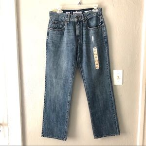 NWT Urban Pipeline Relaxed Straight Jeans Sz 29/30